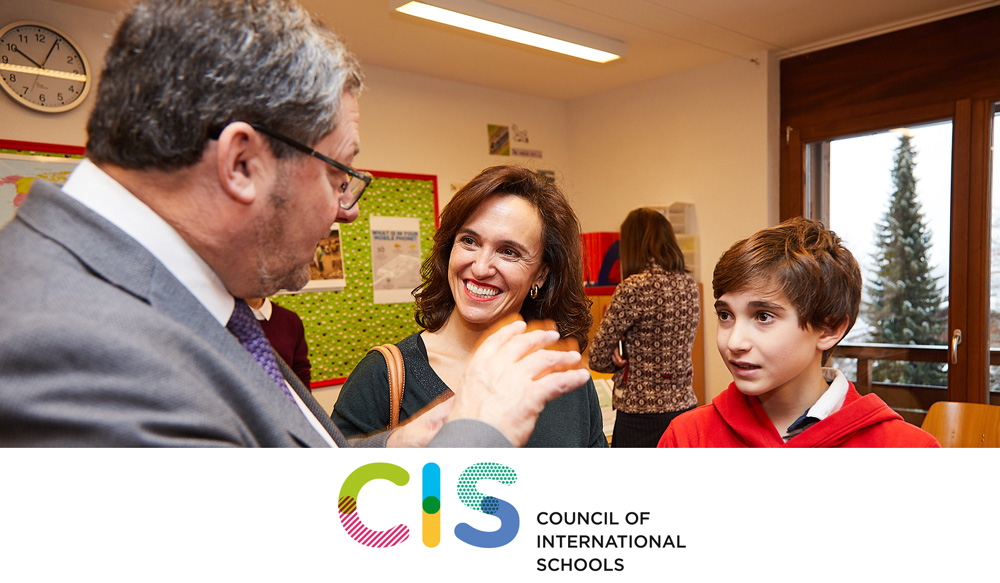 La Garenne officially launched the process of Accreditation by the Council of International Schools (CIS)