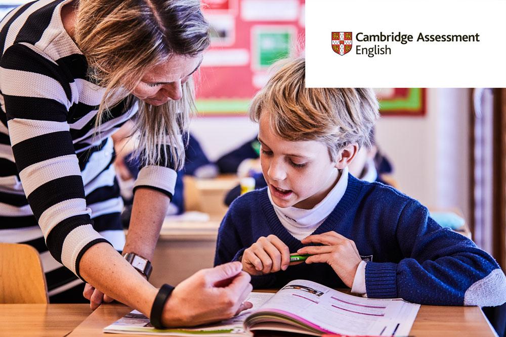 Cambridge English 2018