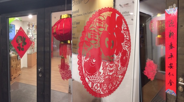 Chinese week