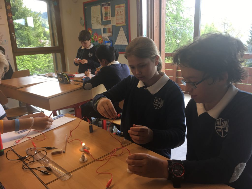Year 6 - all about electrical circuits