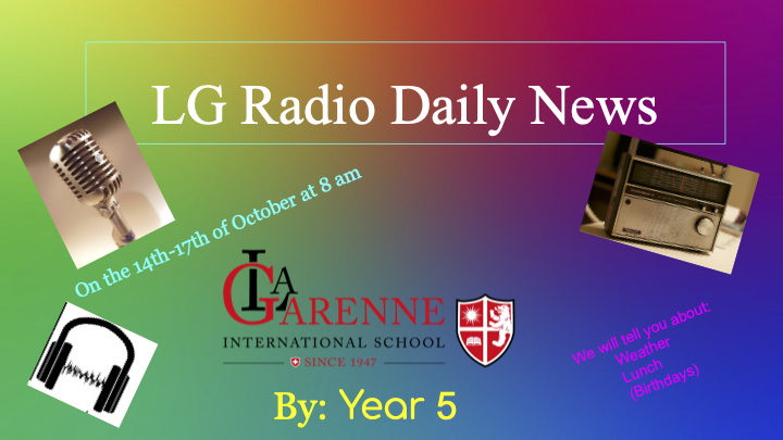 The LG Radio Show Live with Year 5