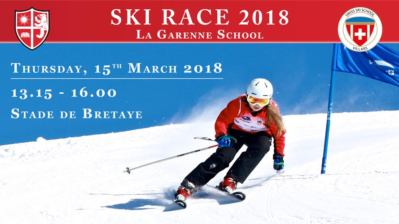 Ski Race 2018